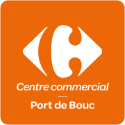 Centre commercial Carrefour Port de Bouc
