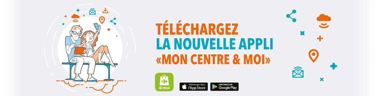 Centre Commercial Carrefour Port De Bouc